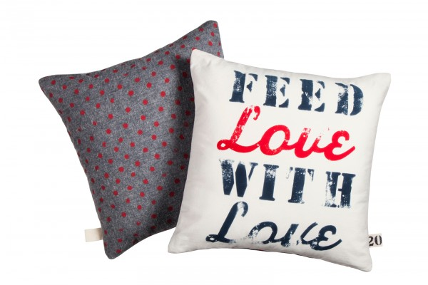 FEED USA + Target Toss Pillows