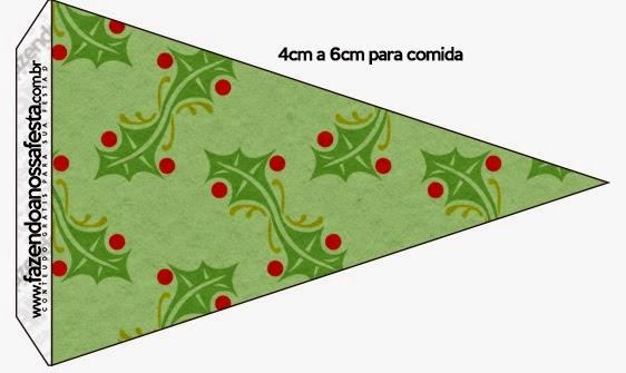 Navidad Con Encanto Imprimibles Gratis Para Fiestas