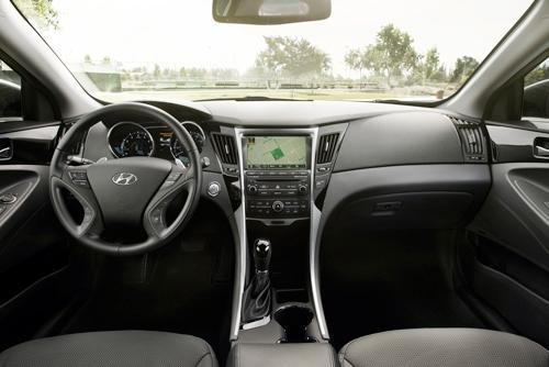xe hyundai sonata 2014 2 Hyundai Sonata 2014   Bản hòa âm của thiết kế và công nghệ
