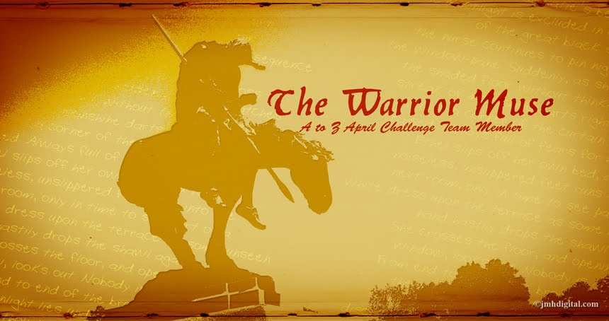 The Warrior Muse