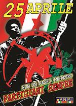 """Movimento """"LA NUOVA RESISTENZA 25 MARZO 2011"""". Partigiani sempre."""