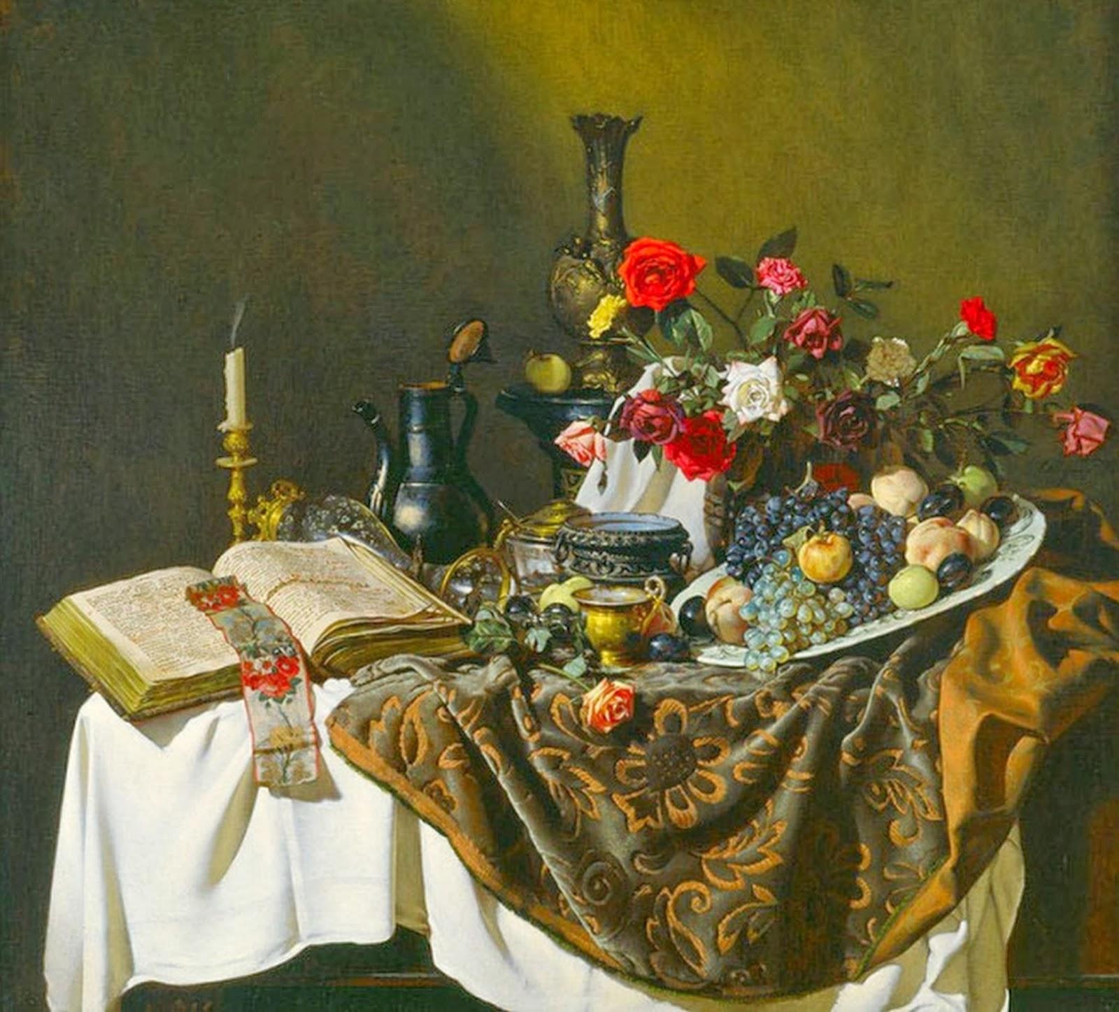 Cuadros modernos pinturas y dibujos bodegones de frutas - Cuadros clasicos modernos ...