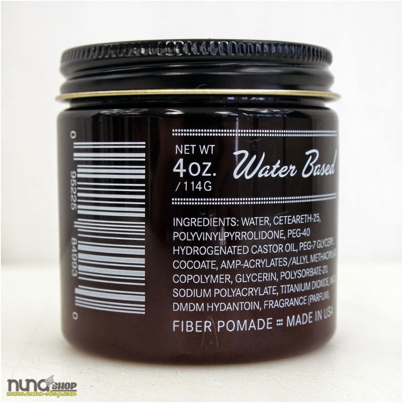 Medium Fiber Minyak Rambut (4 oz)