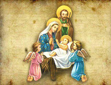 Religious christmas cards