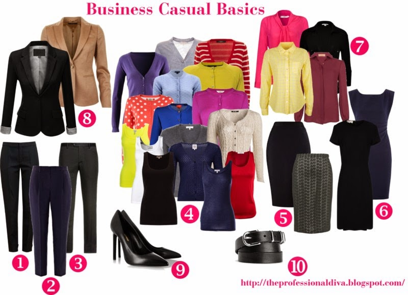 Capsule wardrobe basics black dress - The Martini Chronicles Building A Business Casual