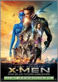 X-Men: Dias de um Futuro Esquecido Dublado Torrent (2014)