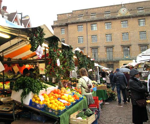 holly wreaths cambridge market