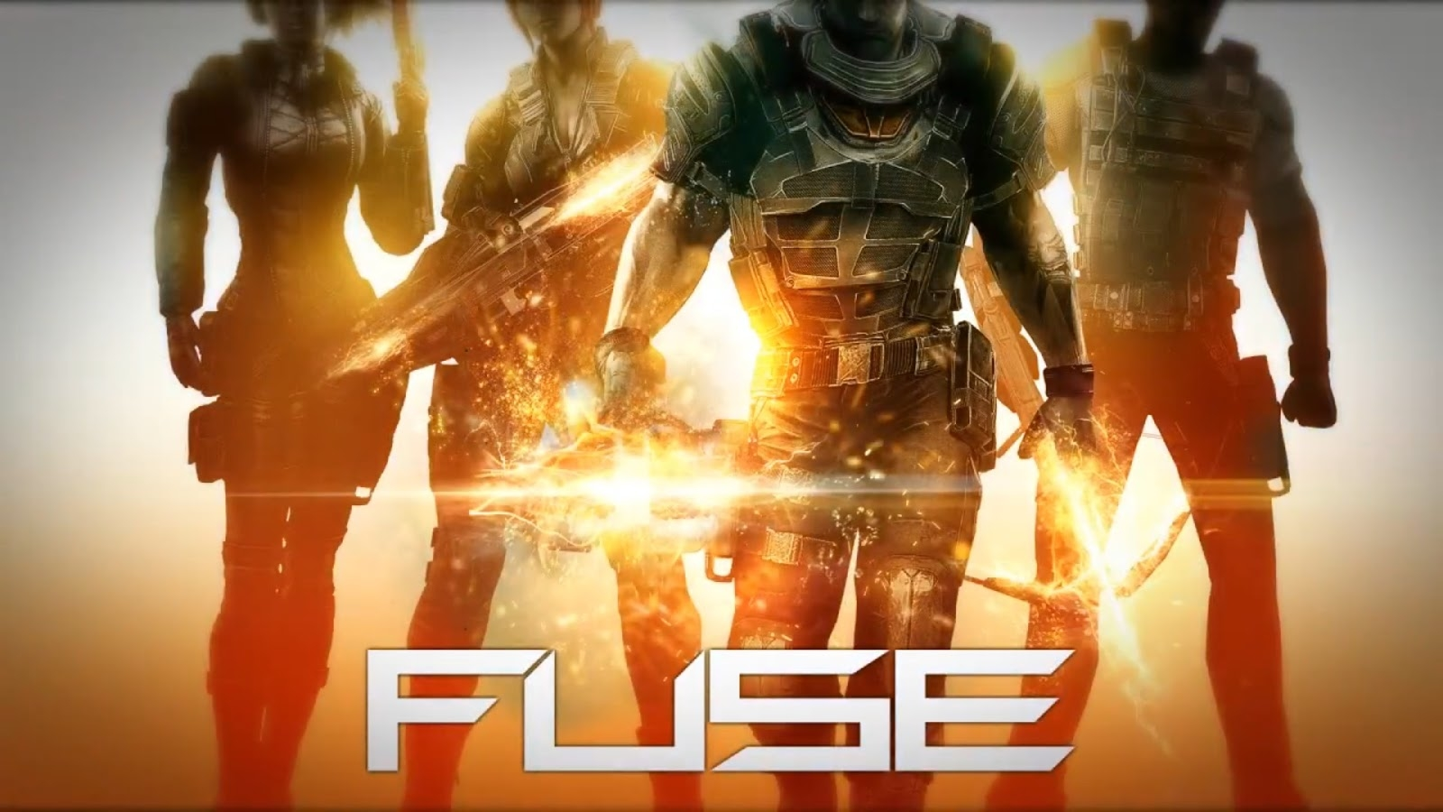 Fuse Xbox 360 Game Review : The elderly gamer fuse trailer and wallpaper