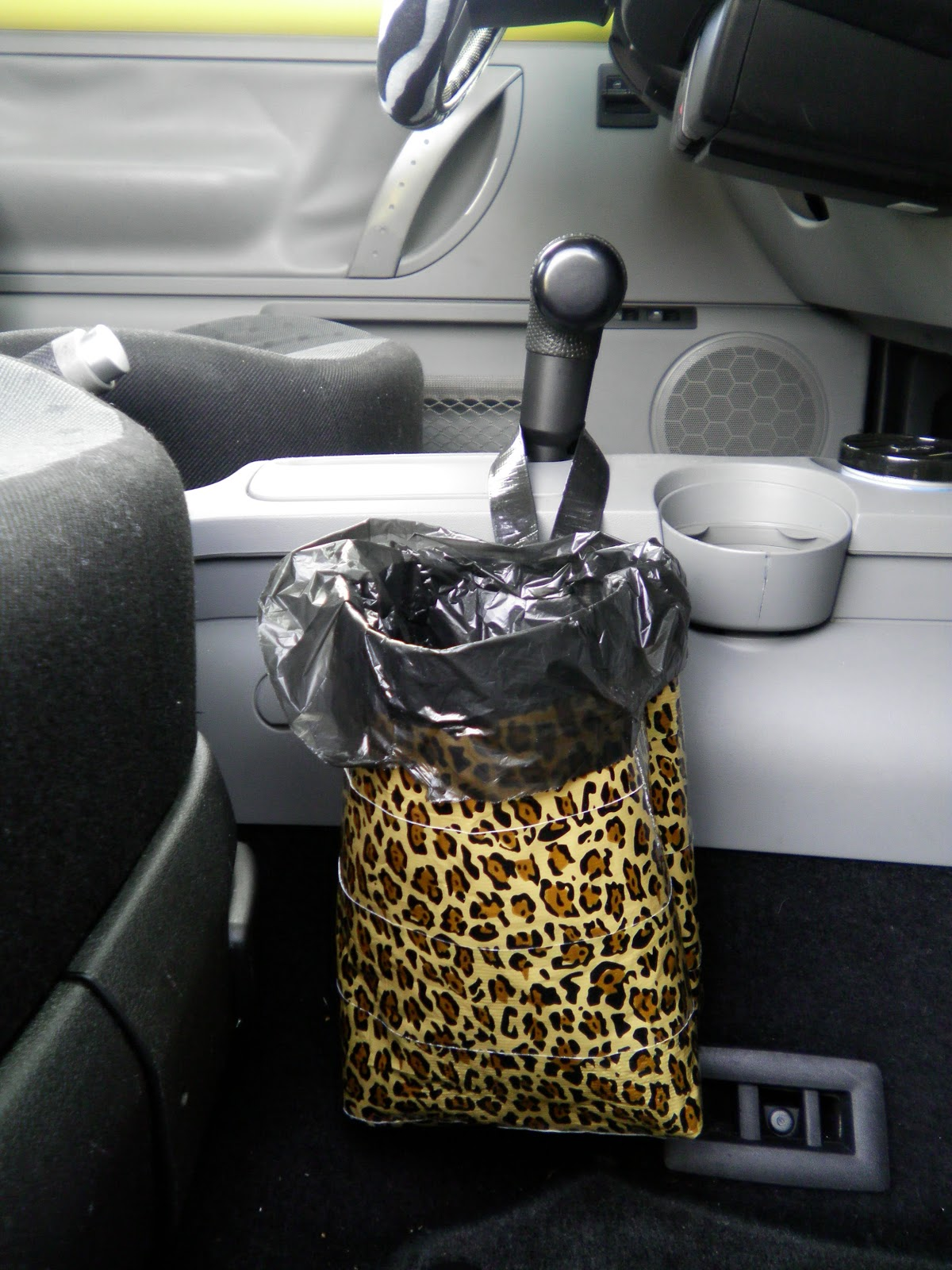 I Dont Know About You But My Car Tends To Gather Trash Quickly Wanted Something Hold In The That Would Be Cuter Than Say