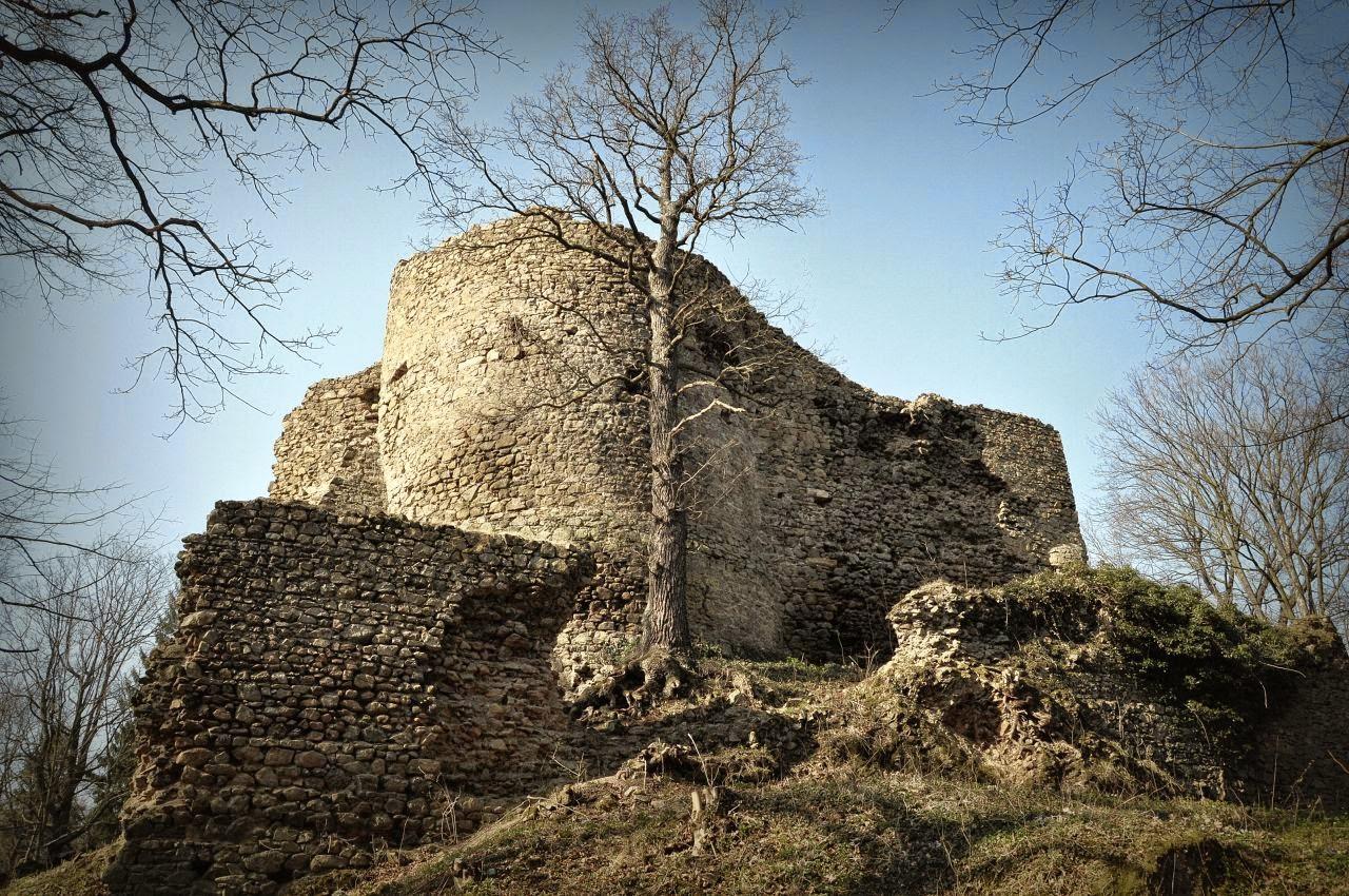 Zamek Cisy koło Wałbrzycha