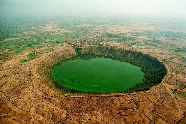 Lonar Lake, Maharashtra,