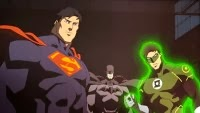 Justice League War Movie