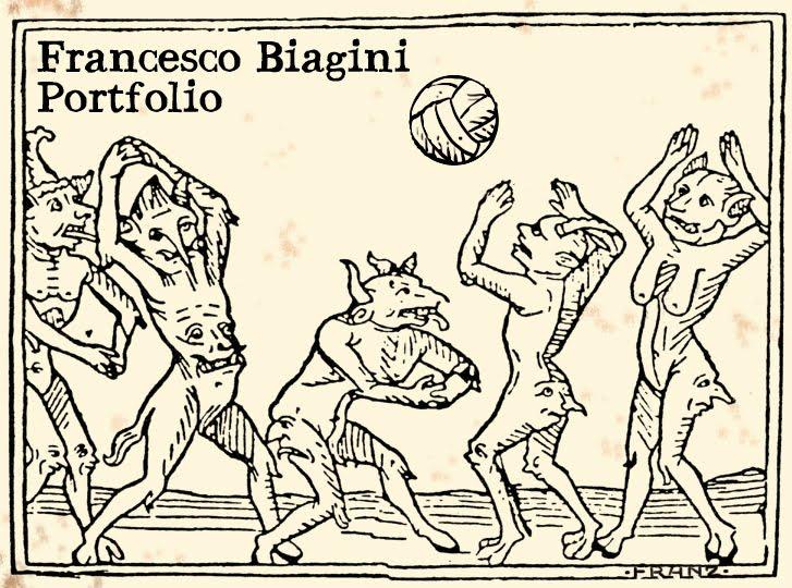 Francesco Biagini Portfolio
