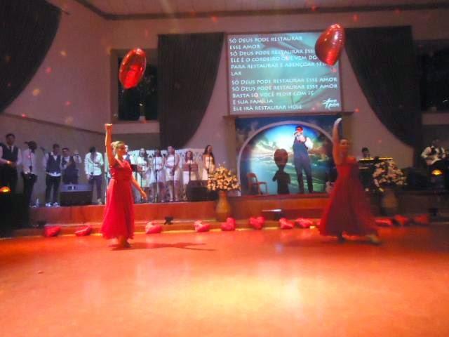 Ministério de dança PRIMICIAS