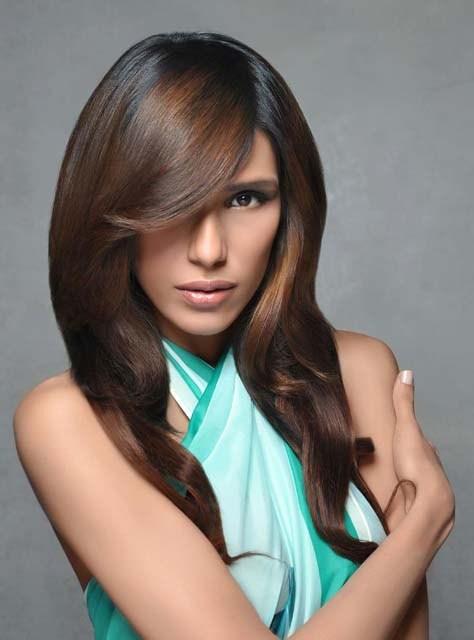 latest hairstyles by nabila salon pakistani fashion