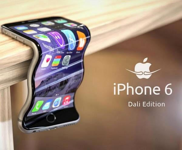 iphone 6 si piega immagini divertenti