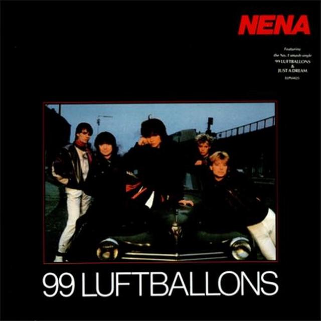 99 Luftballons. Nena