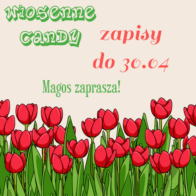 Candy, do 30.4