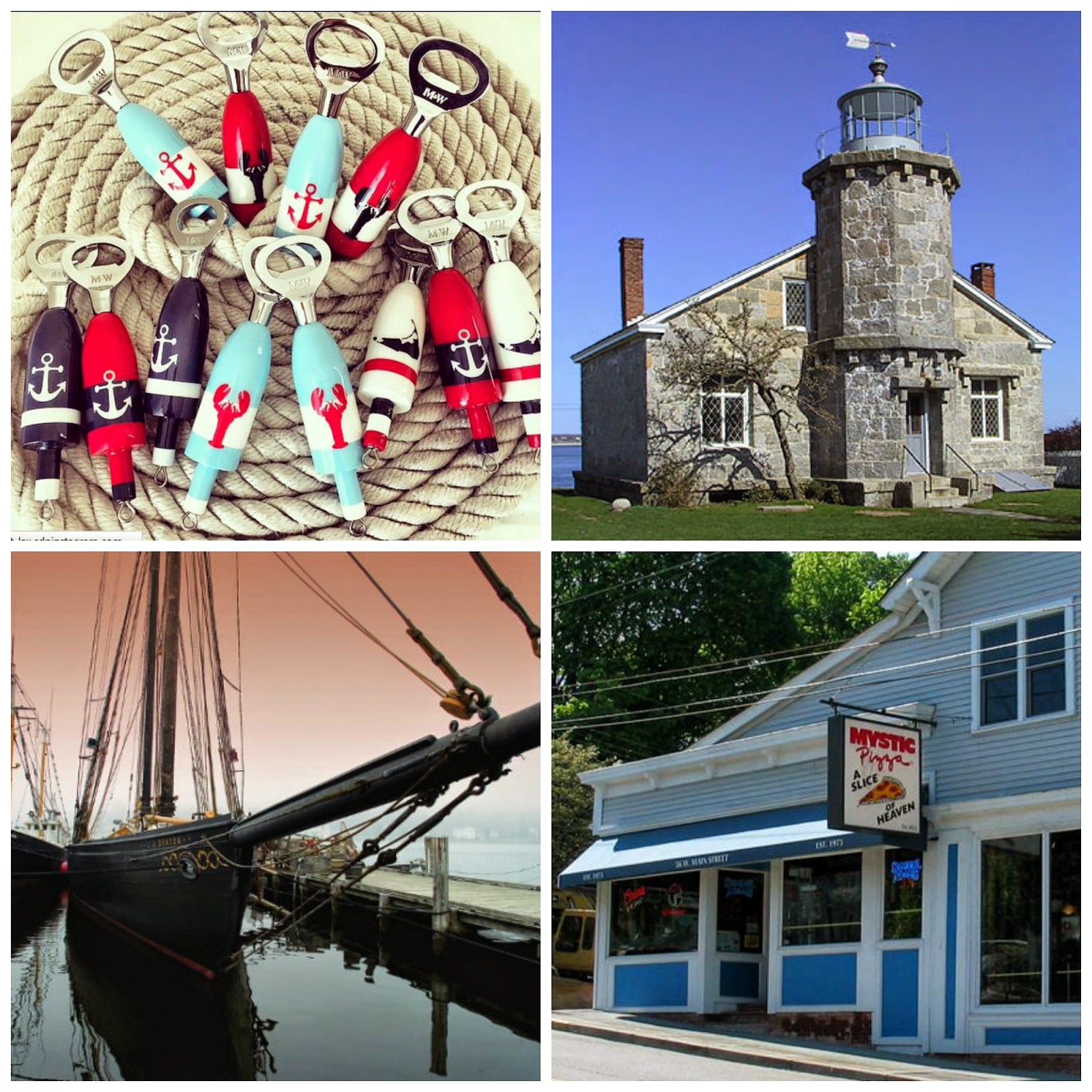 Destination Nautical: Mystic, Connecticut