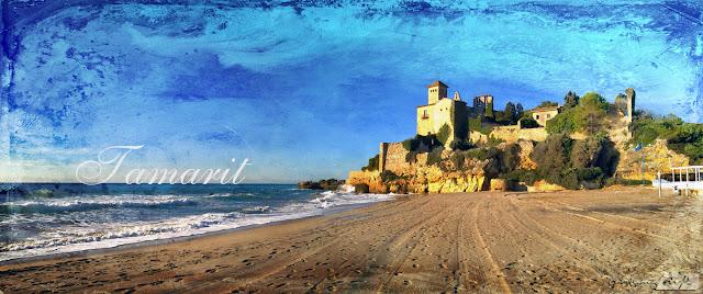 Castillo de Tamarit Tarragona