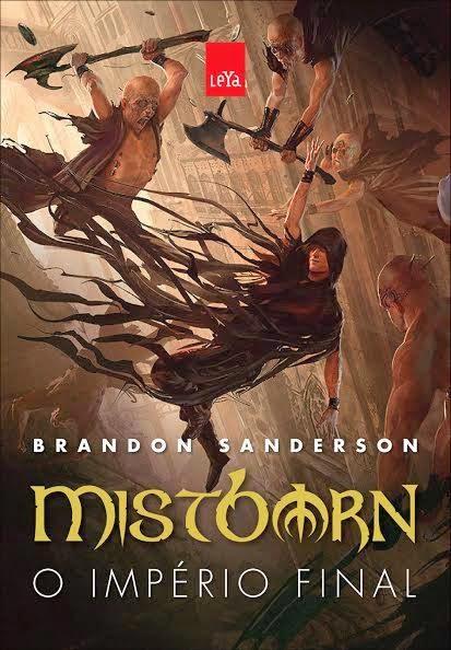 Resenha do livro Mistborn O Império Final