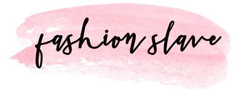 Fashion Slave - London-based Fashion and Lifestyle blog