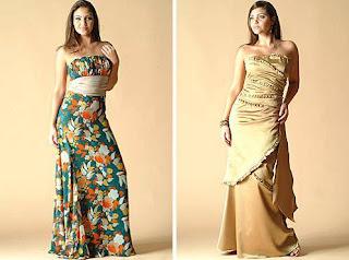 imagens e fotos de Vestidos Modernos