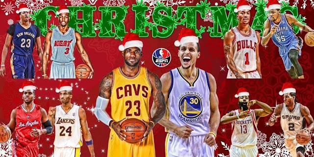 NBA聖誕大戰線上看!
