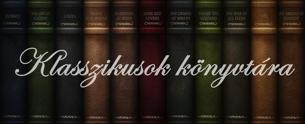 Klasszikusok Könyvtára