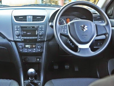 Interior Suzuki Swift Terbaru