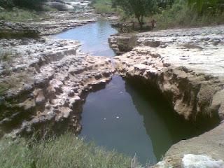 Pesona Kali Klating dan Sungai Klanting
