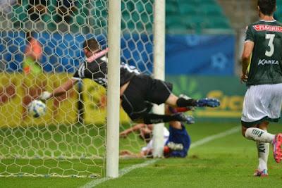 Bahia vence o Luverdense e avança na Copa do Brasil 2015