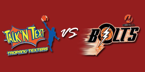 Watch Talk 'N Text Tropang Texters vs Meralco Bolts Replay Video February 9, 2013