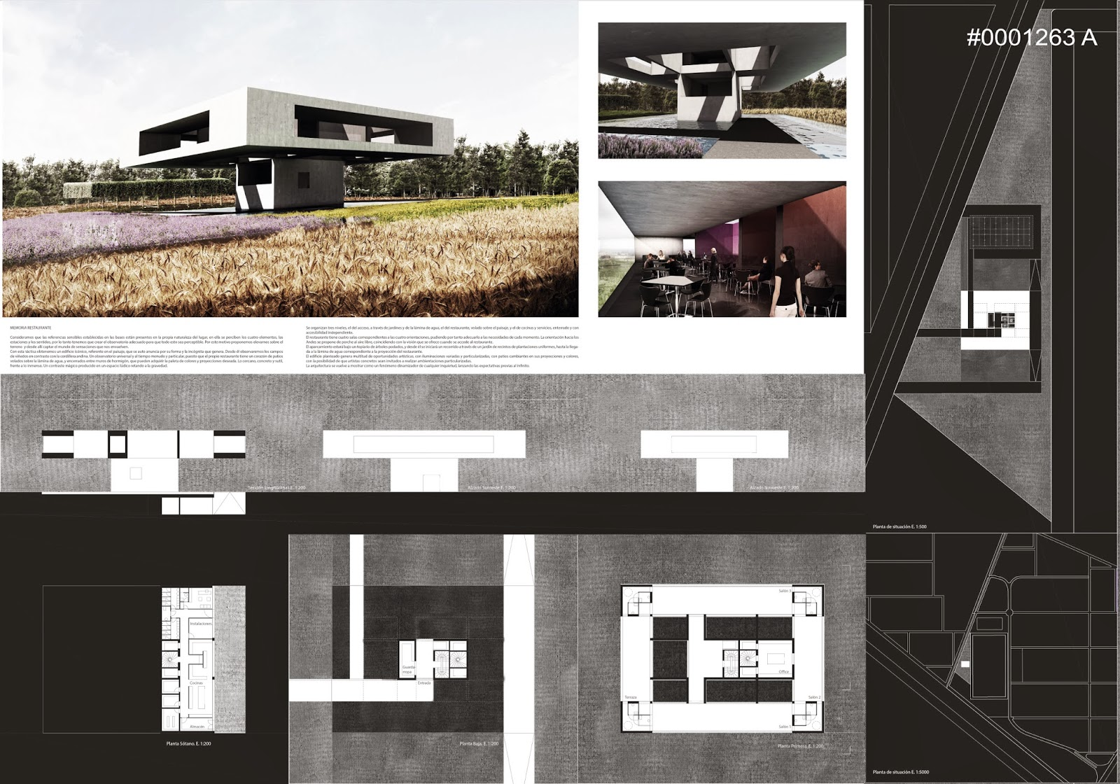 Revista digital apuntes de arquitectura primer concurso for Arquitectura definicion