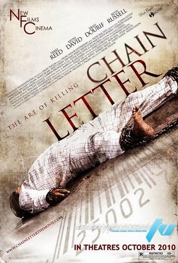 Chain Letters 2011 DVDrip Sutitulos Pegados Español