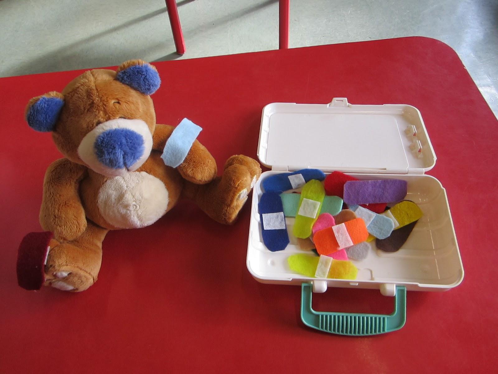 Curious Kids: Teddy Bear Care