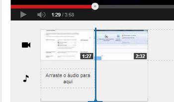 juntar vídeos no youtube