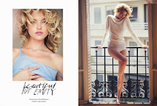 Martha Hunt in Bra and Panties Latest Unseen Pics