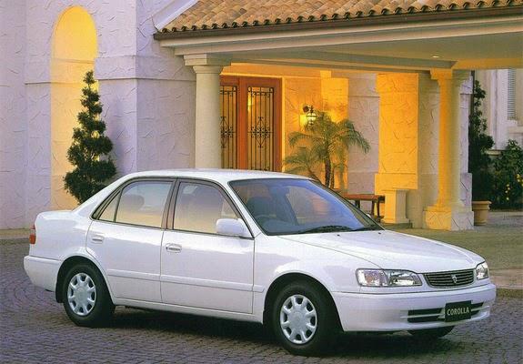 the ultimate car guide toyota corolla generation 8 1 1997 1999 rh myk384 blogspot com 1999 Corolla 1995 Corolla