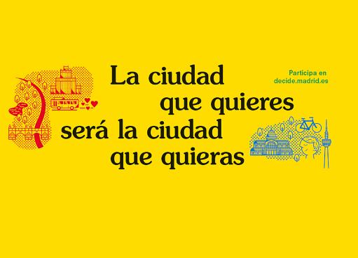 DECIDE MADRID: Portal de Gobierno Abierto del Ayuntamiento de Madrid