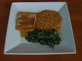 Brown Sugar Mustard Glazed Salmon