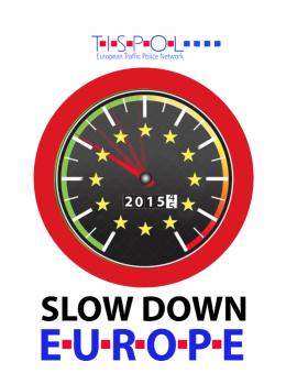 sebesség-ellenőrzés, közlekedésbiztonság, traffipax, speedmarathon, radar, rendőrség, TISPOL