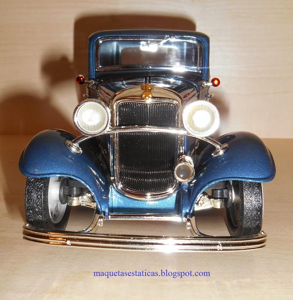 modelismo de coches clásicos
