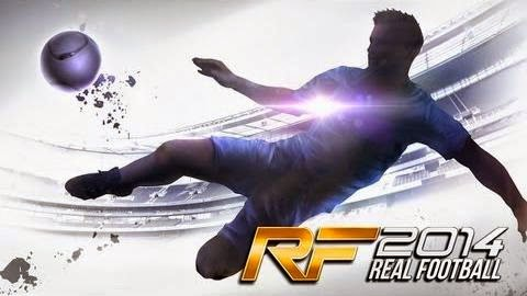 Real Football 2014 v1.1 Apk Android game Download