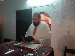 Φωτογραφίες από την Ιερά Παράκληση στην Ιερά Μονή Παναγίας Λεσινιώτισσας 29/10/2017