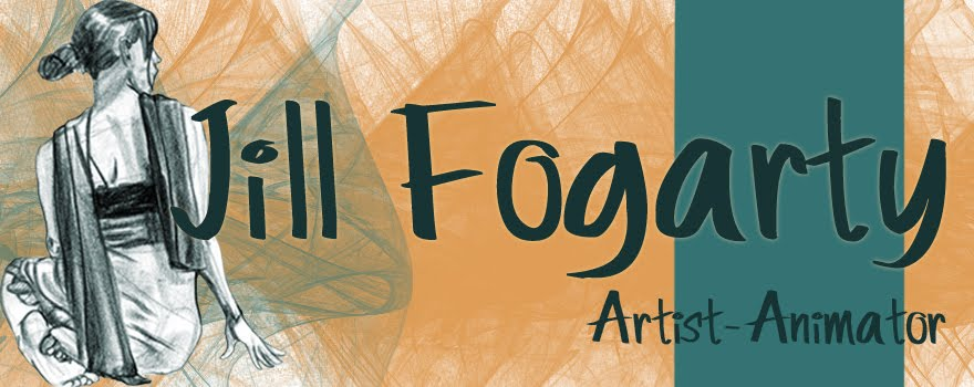 The Art and Times of Jill Fog