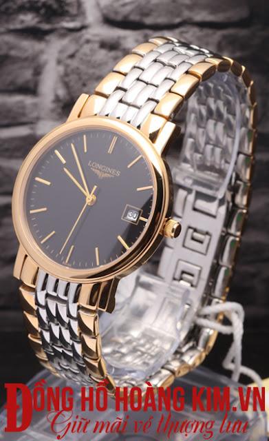 Đồng hồ nam chính hãng tại Cầu Giấy nhãn hàng Longines L165