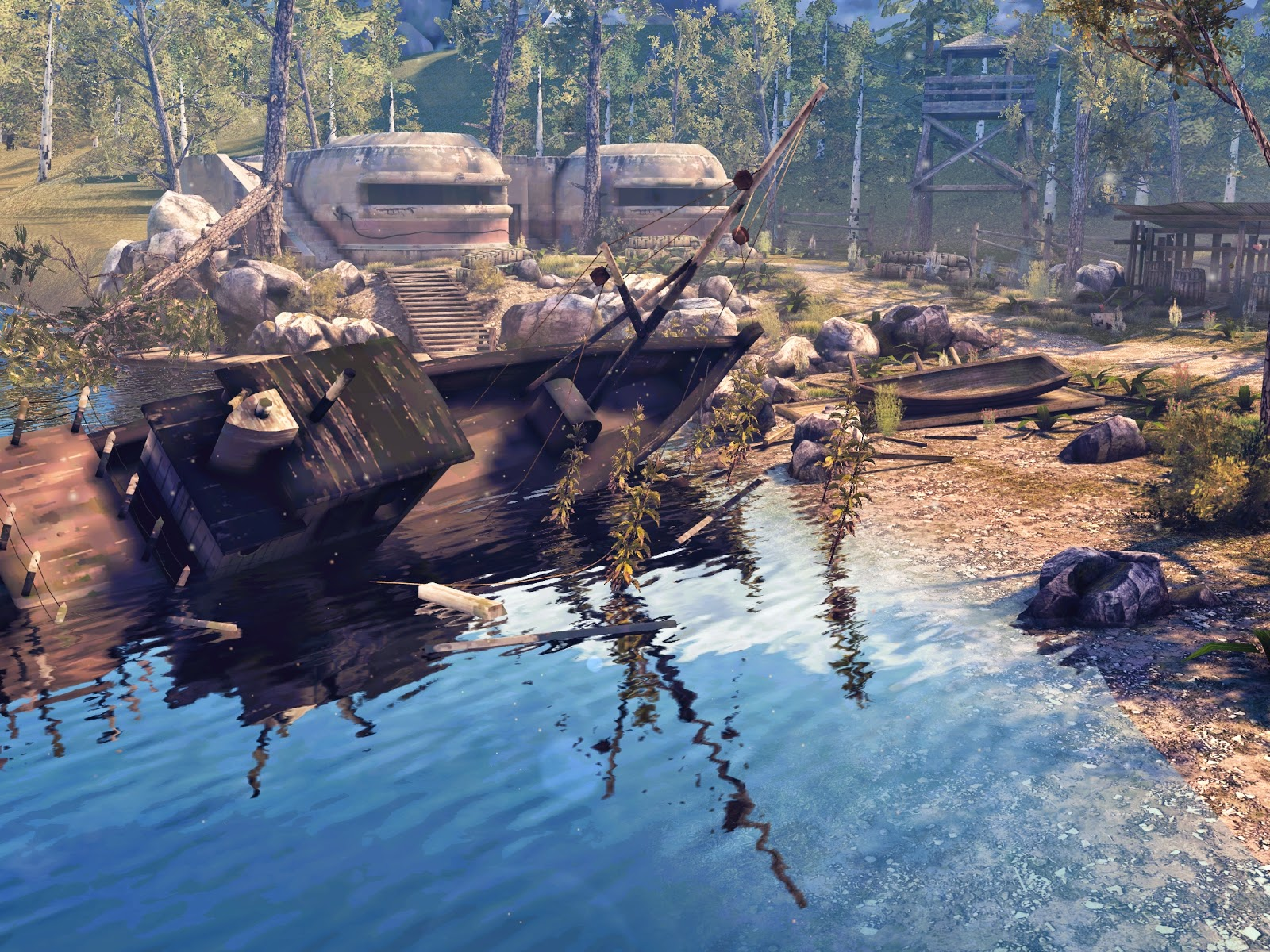 Brothers in Arms® 3 Apk Obb