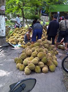 Olahan Dari Buah Durian Enak