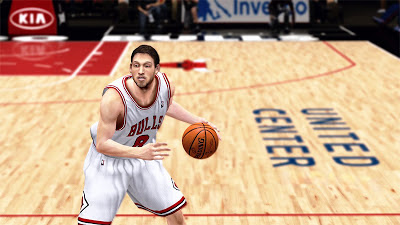 NBA 2K13 Marco Belinelli Player Update